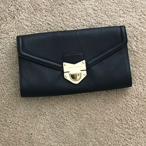 Aimee Kestenberg Leather clutch